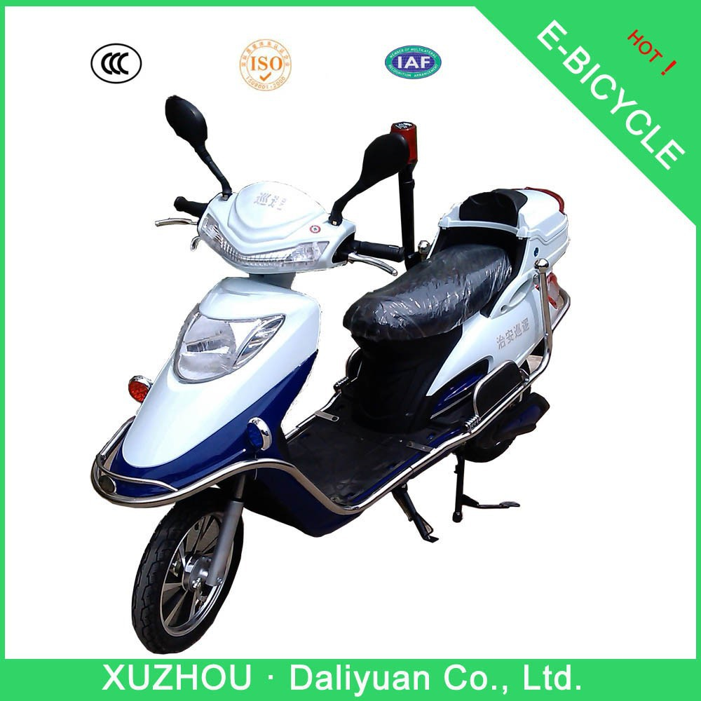 350W police patrol scooter electric bicycle for police adults