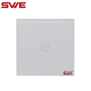 Smart touch electrical dimmer switch with remote control function