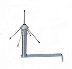 868MHz outdoor Antenna,868MHz outdoor omni fiberglass antenna with TNC  connector and L bracket