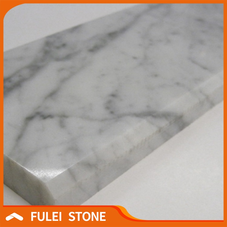 Bevel Edge Carrara Marble Door Threshold Tiles Price Buy