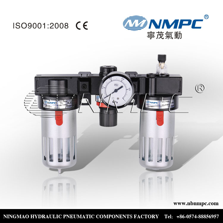 Chinese factory Competitive advantage price pneumatic frl combination