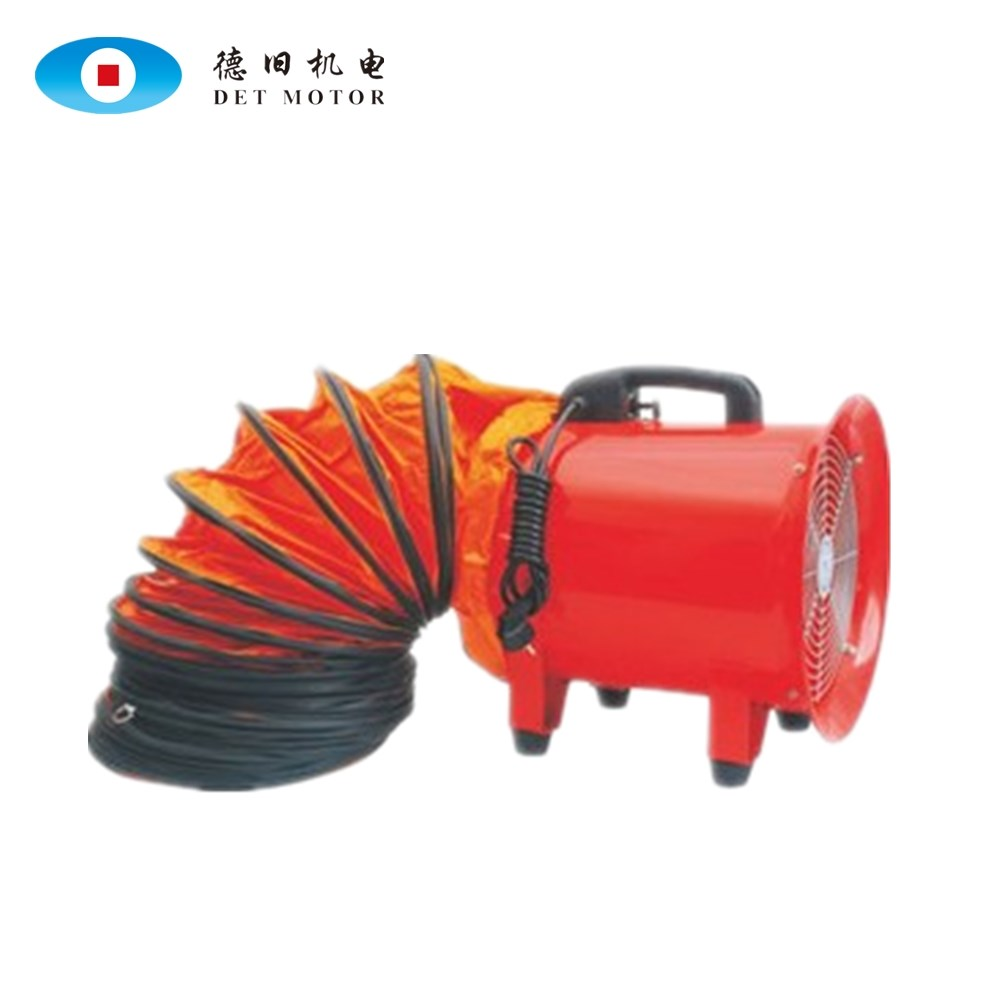 CTF-200 <strong>Portable</strong> Explosion Proof Axial Flow Exhaust <strong>Ventilator</strong> Blower Fan