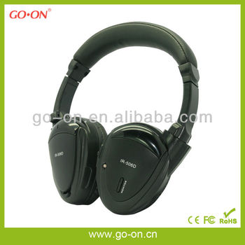 Ir 506d Ir Wireless Headphones For Car Dvd Player View Ir Wireless Headphones For Car Oem Go On Product Details From Shenzhen Go On Electronics Co Ltd On Alibaba Com