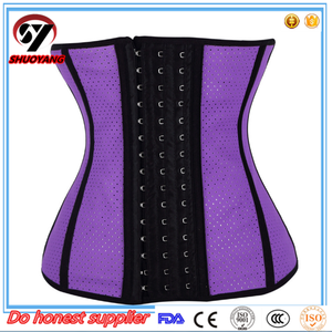 9140b1279d3 China Leather Waist Training Corsets