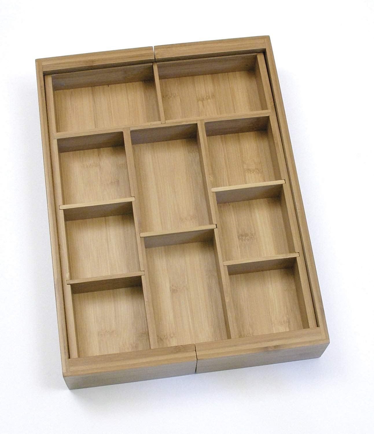 High Quality Bamboo Expandable Drawer Organizer With High Quality Bamboo Drwer Organizer 5