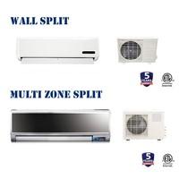Honest Supplier SINOWELL Cooling/Heating R410a 230v 60Hz 30000 / 36000btu Multi Zone Split Inverter Air Conditioner Dealer