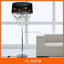 China black chandelier floor lamp wholesale alibaba mozeypictures Images