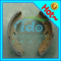 Drum ceramic brake shoe for Mitsubishi canter MK501612