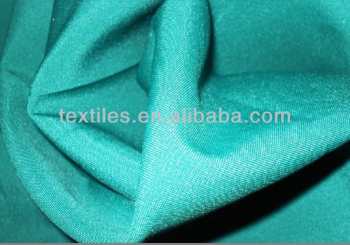 100% Polyester Dyeing Minimatt Fabric Suiting Fabric