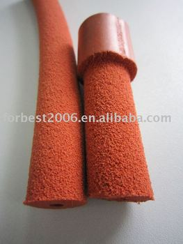 Silicone Insulation foam and sponge tube cord