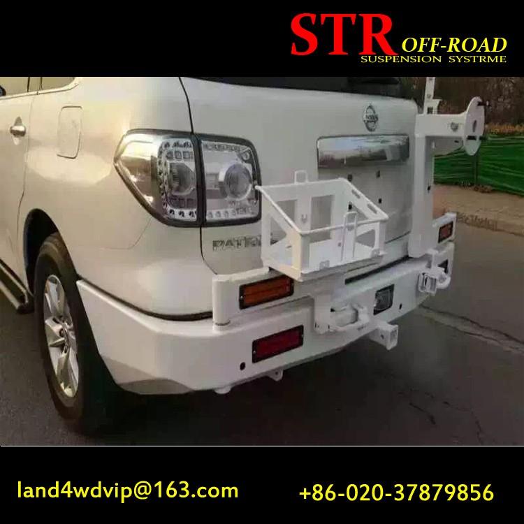 4x4 Off Road Pickup Truck Rear Bumper For Patrol Y62 Buy