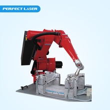 2017 Hot Koop 200 w Fiber Laser <span class=keywords><strong>6</strong></span> Axis Robot Arm Snijmachine