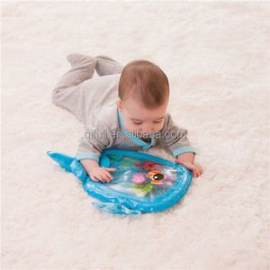 Plastic inflatable pool for children Baby ,Inflatable Baby Water,Water Play Mat