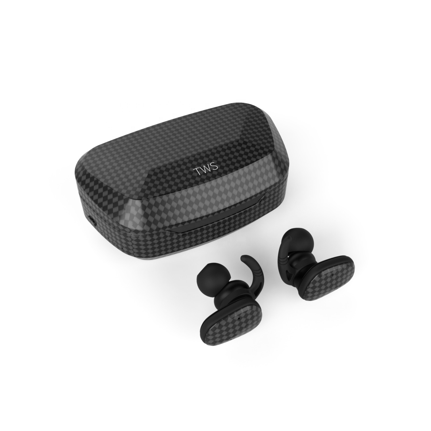 New Arrival Best Selling Product 2020 Electronics IPX5/7 wireless earbuds with large charging case for power bank - idealBuds Earphone | idealBuds.net