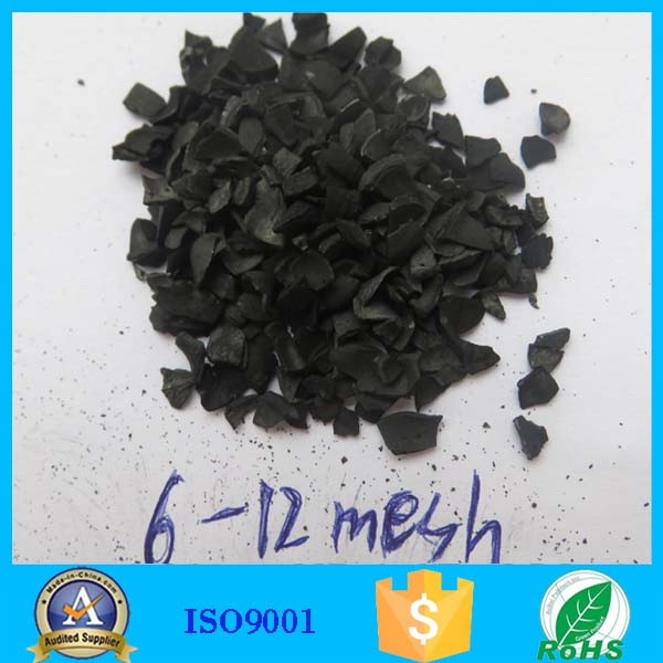 Bulk Coconut Activated Carbon For Gold Extracting Promotion