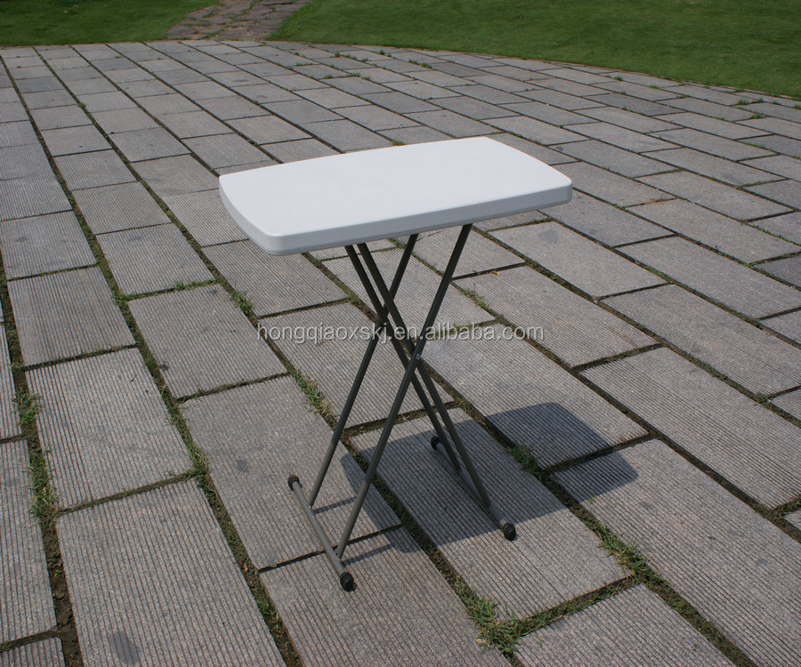 Kids Plastic Desk And Chair Set, Foldable Writing Desk, Height Adjustable  Folding Table,