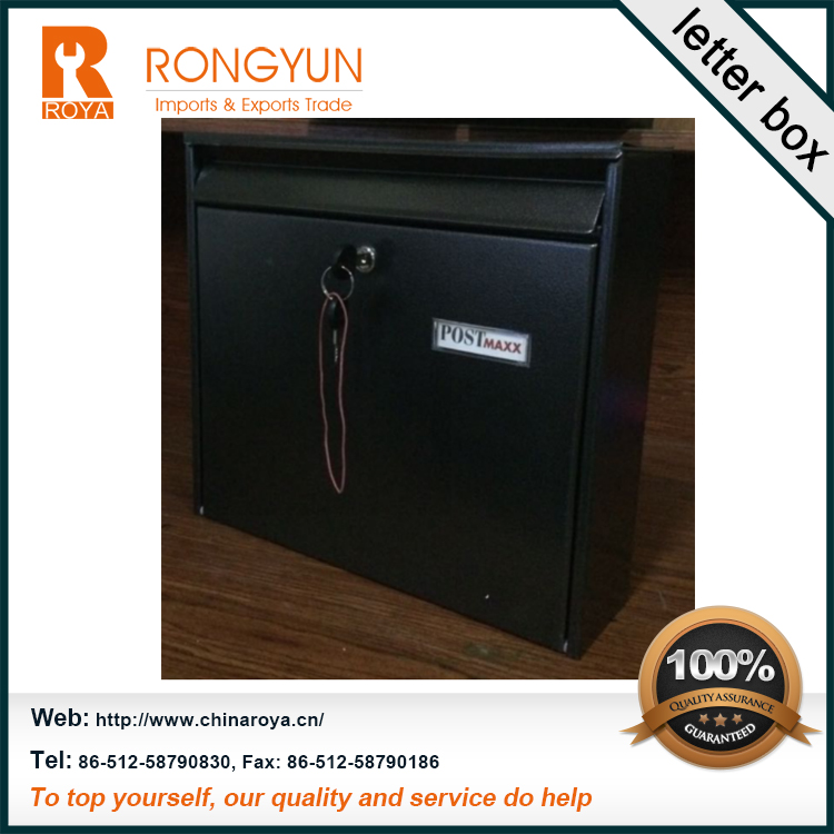 Wholesale post it box steel japan post box
