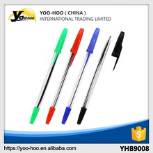 Promotional crystal bic ball pen