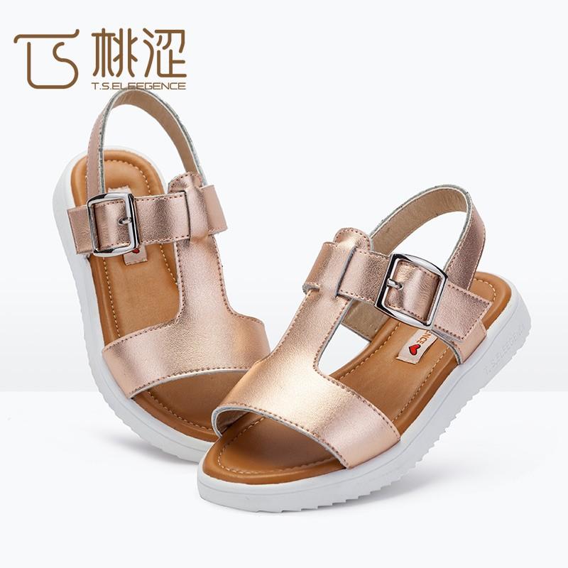 De Distributeurs Sandales 2017 Buy Pu Style Sandale Nouveau sandale Enfants Mode filles Petits 2016 Chaussures Filles HEDbW2Y9Ie