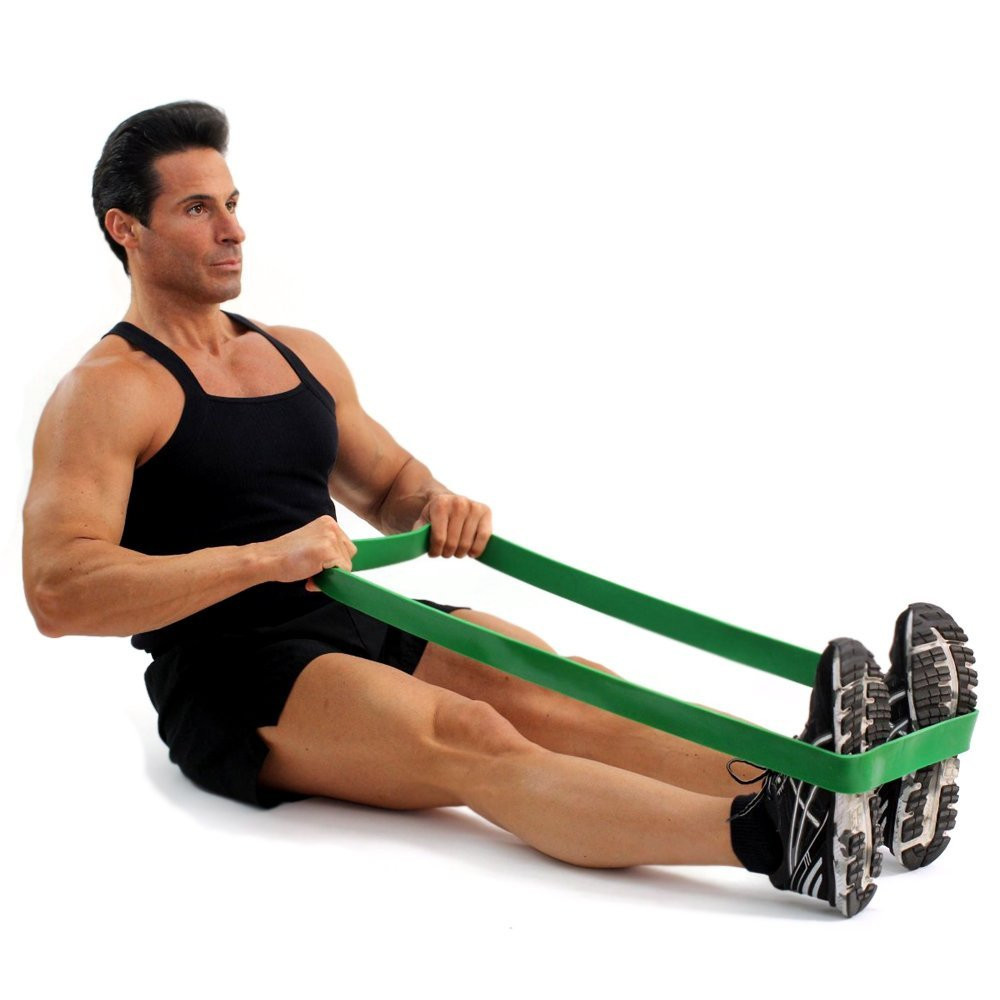 Resistance Band / Flat Loop Bands Jumping,Plyometrics