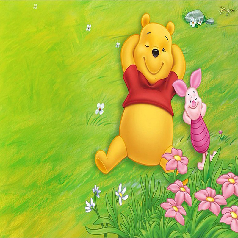 c9736549976a Cartoon Winnie The Pooh Diy Painting Best Lucky Draw Gifts - Buy ...