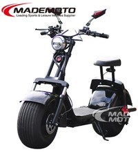 Newest design yongkang factory citycoco 2000W electric scooter