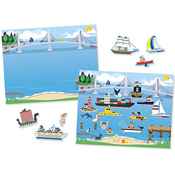 Best gift customized popular children reusable sticker activity book with different scenes