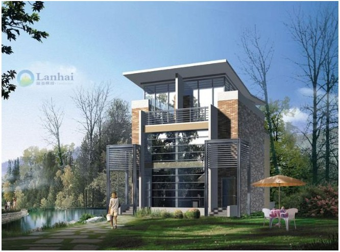 Architect Services Compound Design Of Houses