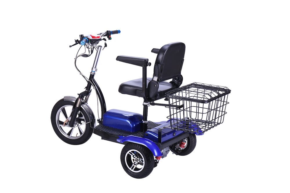 3 wheel adult electric scooter tricycle adult electric for Motorized mobility scooter for adults