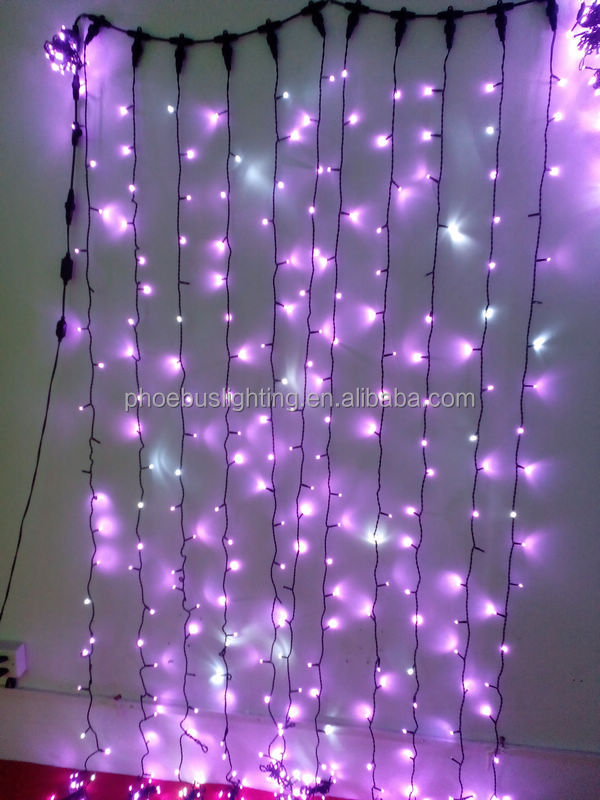 Led Light Curtain Wall Ip44 For Indoor Decoration