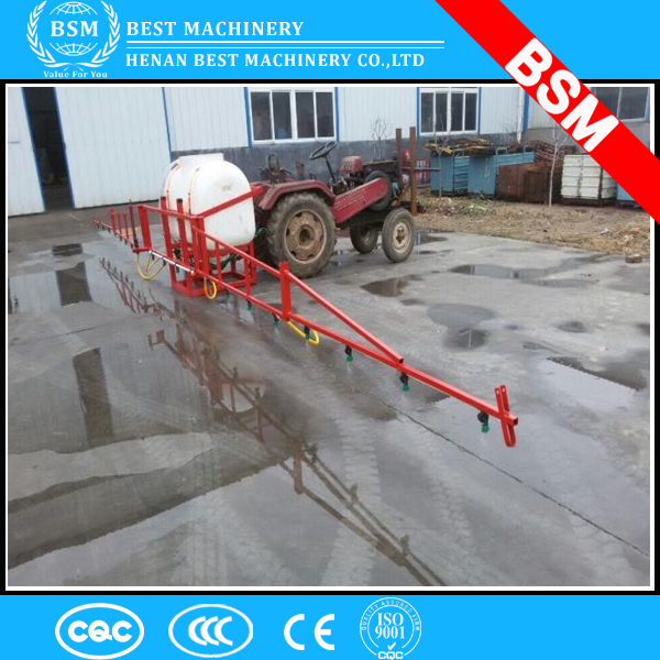 cheap price self propelled high clearance agricultural boom sprayer / boom sprayer for sale
