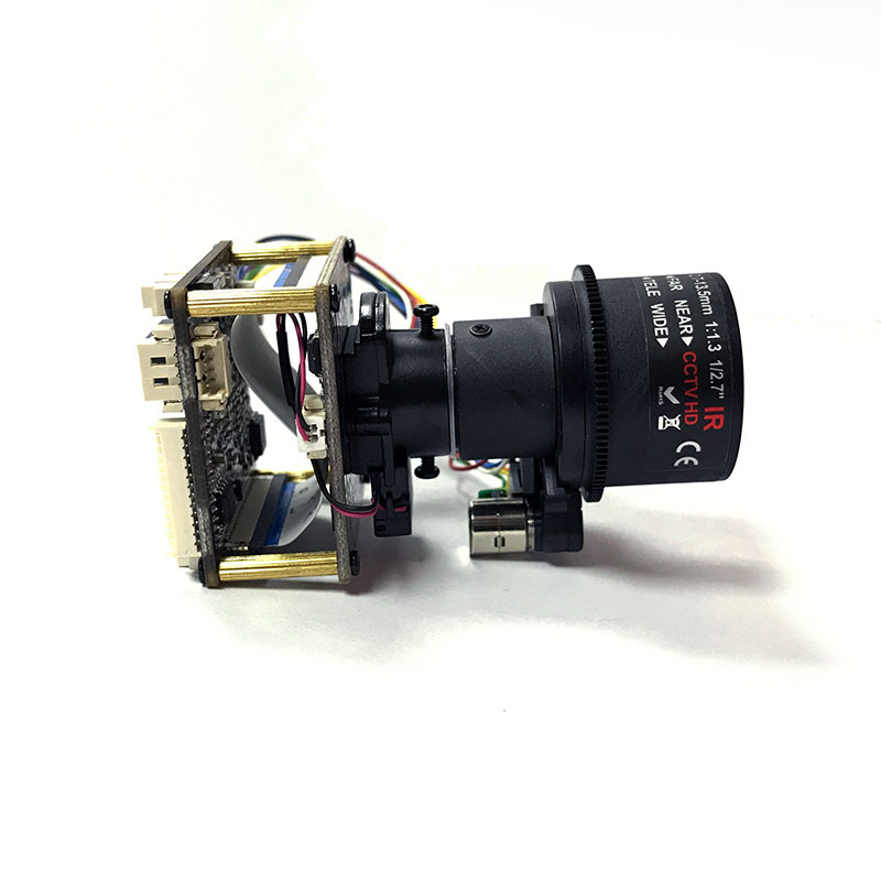 2.7-13.5mm Motorized Auto Focus 5x Zoom Lens 5mp Hi3516 Ip ...