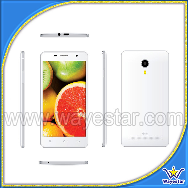 Cheap Dual Core 5inch GSM Android Phone Made in China
