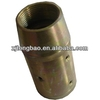 Cast iron sand blast nozzle holder, nozzle coupling,fitting