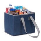 Insulated Cool Bag Lunch Box Travel Picnic Thermal Food Drink Cooler
