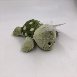 Custom Fridge Magnet Animals Magnet Turtle 3D Plush Toy Home decoration
