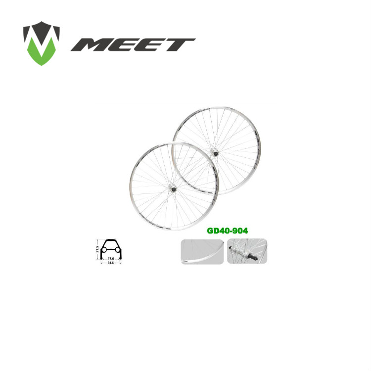 With New Design High Quality Mountain Bike Wheelset/Aluminum Bicycle Wheel/2018 Bike Wheel Set For MTB