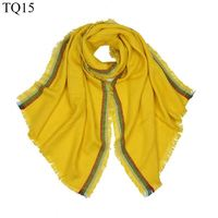 Factory new arrive hot sale stylish Mohair Women shawls Winter Scarf