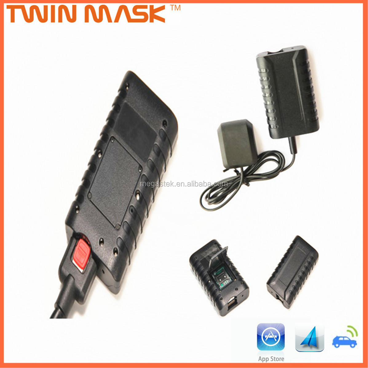 Motorcycle gps gsm gprs tracking water proof ACC alarms