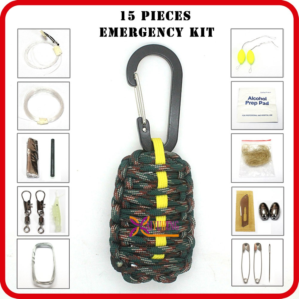 wholesale wilderness edc survival tools