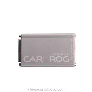 High quality Carprog Full V10.05 with 21 Adapters Airbag reset best & Dash Immo MCU/ECU