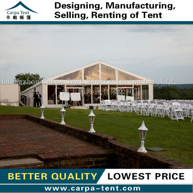 Custom permanent wedding tents design 15x20m for 200 seater & Custom Permanent Wedding Tents Design 15x20m For 200 Seater - Buy ...