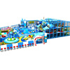 Well Designed playground houses factory direct sale kids fashion commercial center play house Bulk for