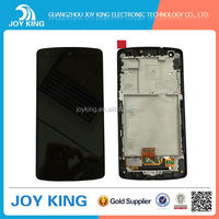 100% Tested, Black LCD Display Touch Screen Digitizer Assembly for LG Google Nexus 5 D820 D821