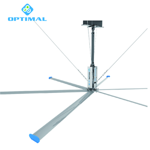 OPT 12FT-- 24FT(7.3M) HVLS Type roof top ventilation fan