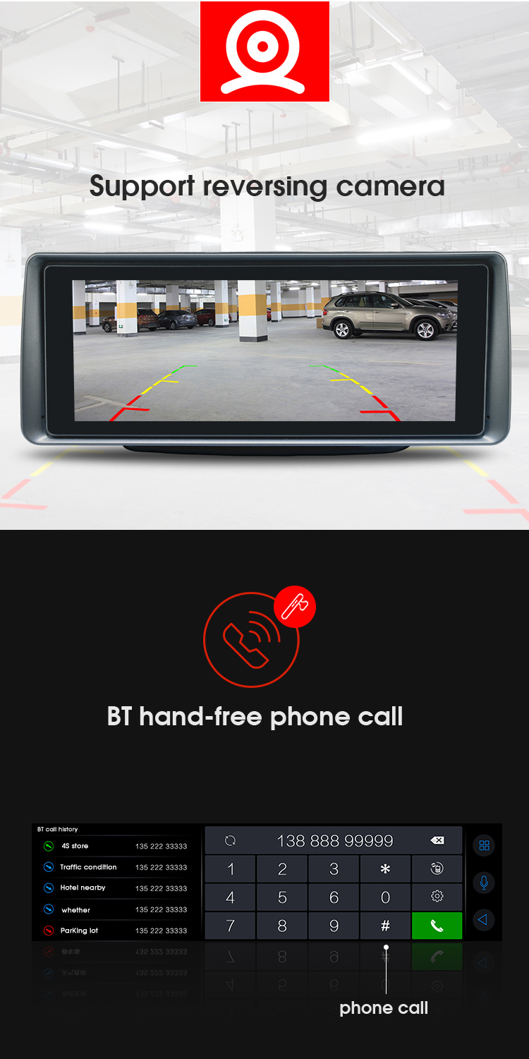 6 86 Inch Touch Screen Sim Card Micro SD Card Android Car GPS Navigation  System with DVR, View car navigation, ZOPAI or OEM Product Details from