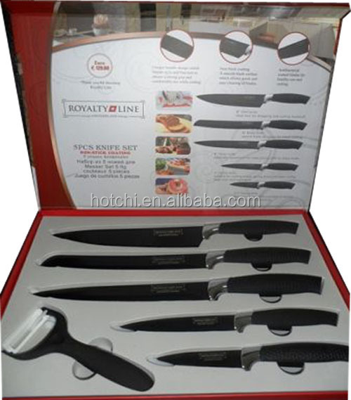 knife block with Royalty Line Knife Set Swiss Line 60087481443 on 11 5 Eagle Survival Rust Free Kukri additionally Swiss Army Swissch together with Histology More Art Than Science likewise Meet Mrs Celebrity Chef together with In The Making.