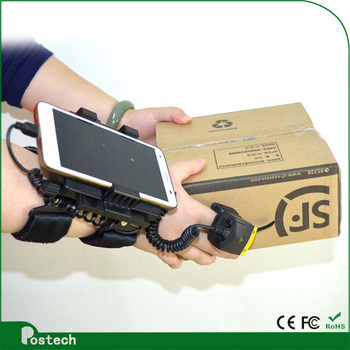 Wt01 Android Finger Barcode Scanner/ Reader Wrist Mount To Make  Logistics/warehouse Scanner More Convenient - Buy Barcode Scanner Wrist  Mount,Barcode