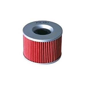 K & N Oil Filter KN-401 CB1100F, CBX1000, CB900F, CB750F, CB400F (75-79), XJR1300 (98-12), XJR1200 / R (94-97), ZRX1200DAEG (09-13), ZRX1200R / S (01- 08), ZZR1200 (02-05)