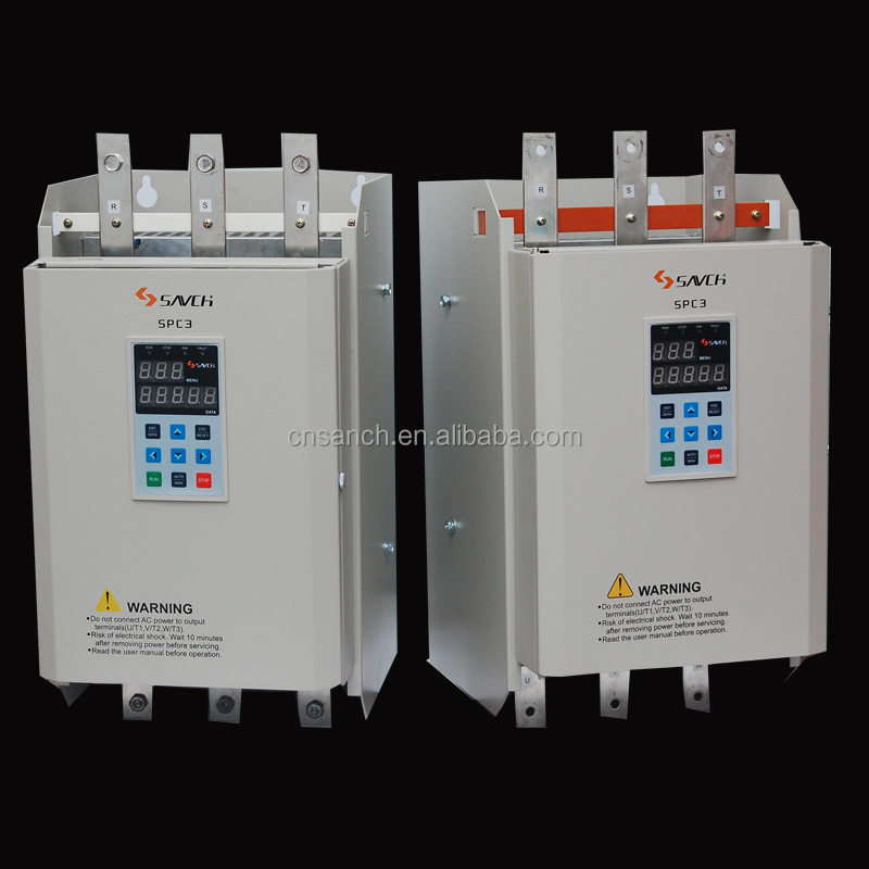 Sanch SPC3 energe saving 380v 415v 480v 3 phase ac thyristor SCR power controller with open cloop function